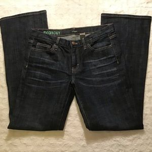 J. Crew Factory Stretch Bootcut Jeans EUC